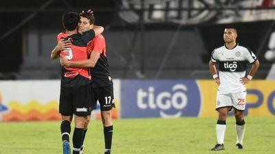 River Plate sorprende Olimpia y logra un triunfazo