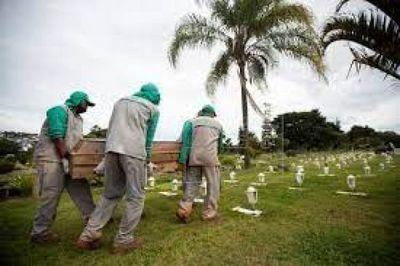 Covid: Brasil registra 939 muertes en 24 horas