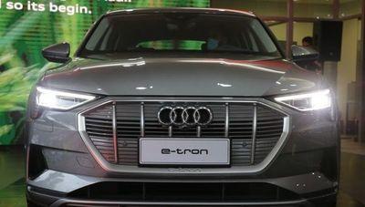 Audi trae a Paraguay la nueva experiencia premium totalmente eléctrica con el SUV e-tron