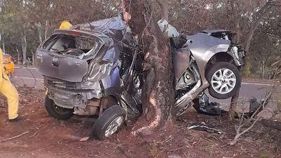 Violenta jornada deja como saldo 5 fallecidos por choques en las rutas