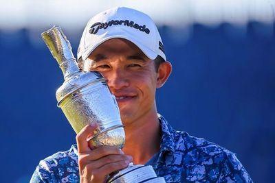 El Open Championship es para Collin Morikawa