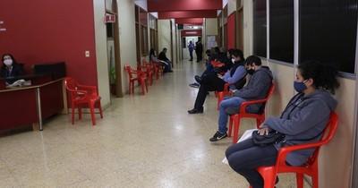 La Nación / Feria de empleo en la ANR, para quienes no culminaron el bachiller