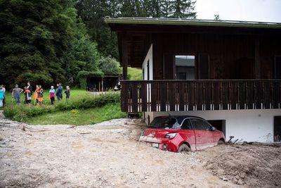Sigue tensión por las inundaciones en Alemania, pese a remitir las precipitaciones