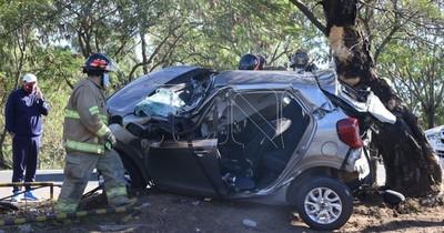 La Nación / Fin de semana trágico con varios accidentes de tránsito fatales