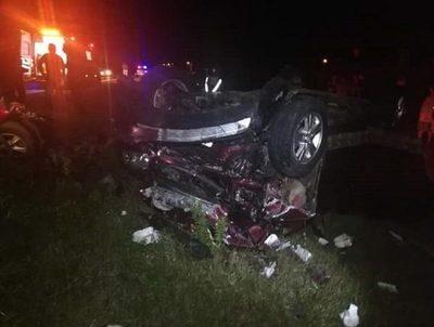 Accidente fatal en San José de los Arroyos · Radio Monumental 1080 AM