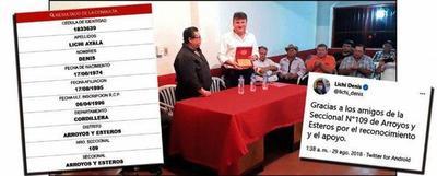 Petropar se convirtió en filial de seccional de Arroyos y Esteros – Prensa 5