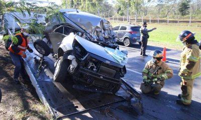 "Fallece un hijo de Francisco ""Chiqui"" Arce en brutal accidente de tránsito en Asunción – Diario TNPRESS"