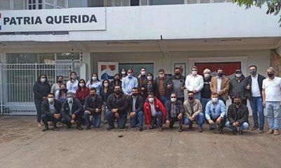 Patria Querida oficializó candidaturas en quince municipios del Alto Paraná – Diario TNPRESS