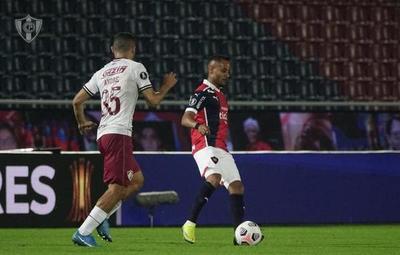 Partido de vuelta: Fluminense vs. Cerro queda pospuesto