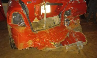 Choque entre tres vehículos deja daños materiales, pero conductores salen ilesos – Diario TNPRESS