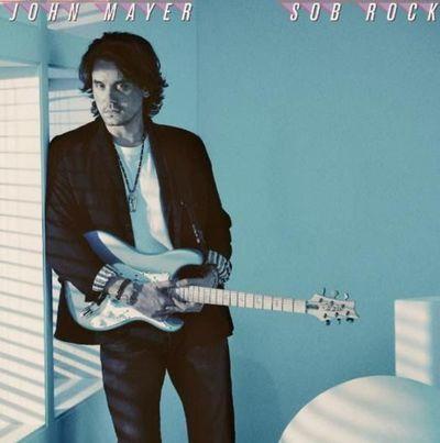 """John Mayer estrena su nuevo álbum """"Sob Rock"""""""