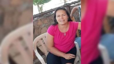 Feminicidio en Fuerte Olimpo: Mató a puñaladas a su pareja