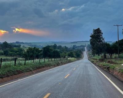 Gobierno inaugura nueva ruta en Itapúa Poty que beneficia a 30.000 pobladores