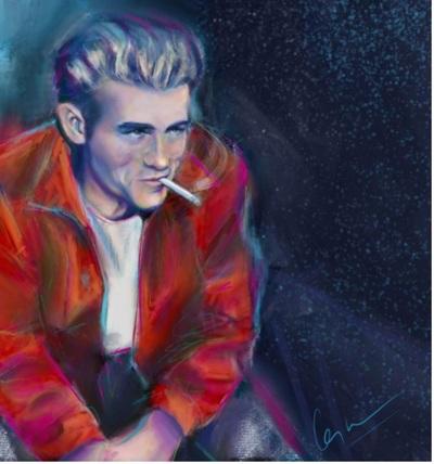 James Dean: El rebelde perpetuo