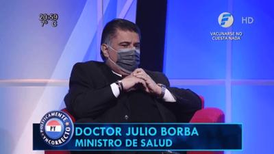 Paraguay será uno de los países con mayor tasa de inmunizados en septiembre, pone la firma Borba