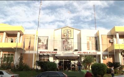 Varios cambios en direcciones de la municipalidad de Franco
