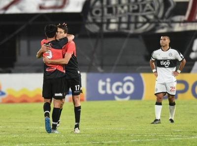 River Plate sorprende Olimpia y logra un triunfazo – Prensa 5