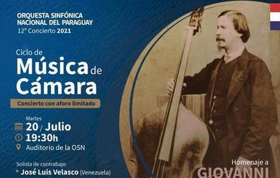 Rendirán homenaje a Bottesini por los 200 años de su nacimiento