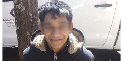 ATRAPARON A ALIAS TULE'I EN EL B° SAN PEDRO DE ENCARNACIÓN