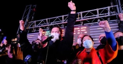 Gabriel Boric, el ex dirigente estudiantil que se impuso en las primarias presidenciales en Chile