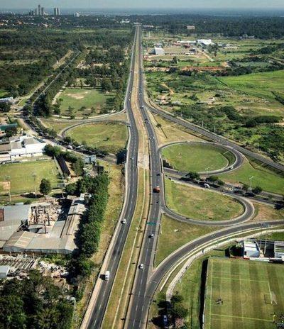 8 accidentes de tránsito en la zona Autopista Silvio Pettirossi, 5 con derivación fatal en lo que va del año