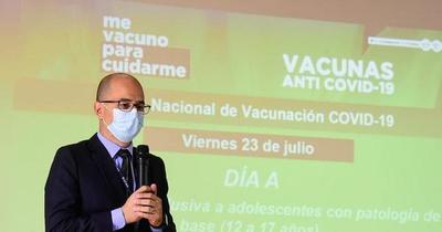 Desde el miércoles 21, personas con 20 años y más serán vacunadas contra el Covid-19
