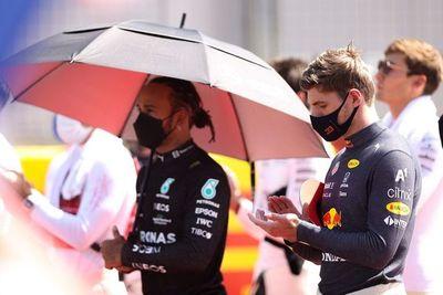 Hamilton y Verstappen llevan su rivalidad a otra dimensión