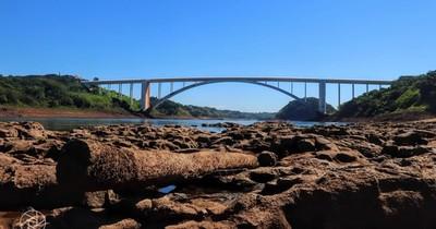 La Nación / Ande: bajante del Paraná elevará costo de energía, pero no para los usuarios