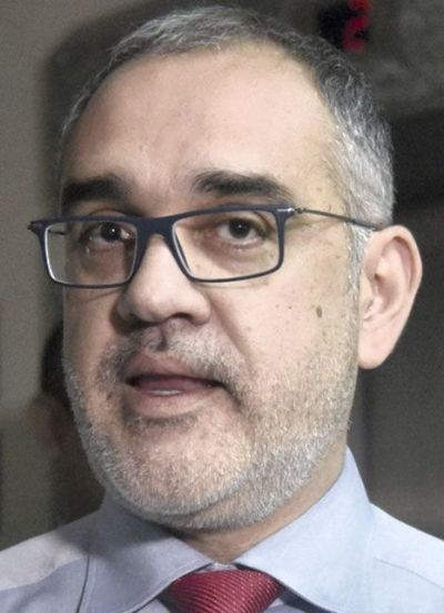 Juez levanta embargo a Ramón González Daher para pagar a la SET