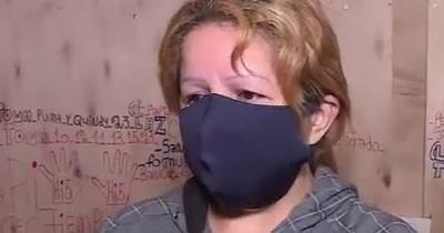 La Nación / Vaciaron la casa de un menor con autismo y familia apela a la solidaridad