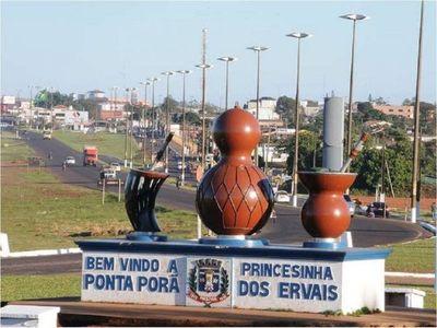Ponta Porã recuerda hoy su 109º aniversario de creación