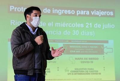 Ingreso a Paraguay: cuarentena obligatoria desde el 21 de julio – Prensa 5