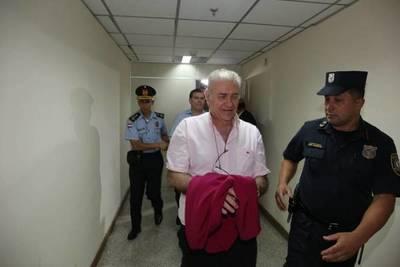 Liberan de embargo cuentas de Ramón González Daher