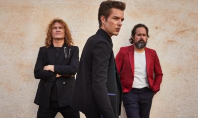 "The Killers anunciaron su nuevo álbum: ""Pressure Machine"""