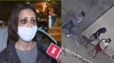 Mujer denunció haber sido agredida salvajemente por tres mujeres, una de ellas la actual novia de su expareja