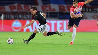 Junior, rumbo a Asunción en busca de una difícil misión