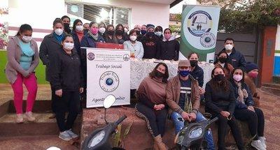 Estudiantes de Trabajo Social ofrecen cena a familiares de enfermos de Covid