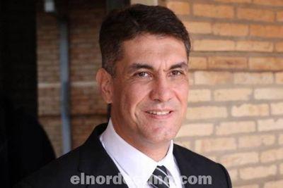 Ronald Enrique Acevedo Quevedo es el nuevo vicepresidente del Consejo de Gobernadores para el período 2021-2022
