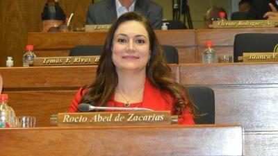 Diputada Abed asume presidencia de la Comisión de Equidad Social y Género