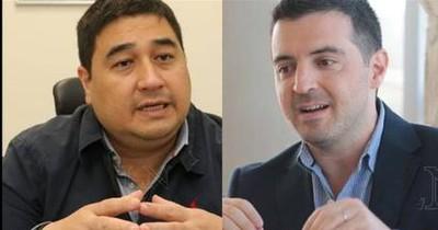 La Nación / Nakayama y García acuerdan lanzar candidatura única para la intendencia