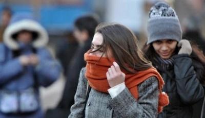 Ambiente frío a fresco para hoy martes