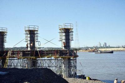 """MOPC no """"tenía"""" dinero para fiscalizar puente a Chaco'i, pero sí para inflar el precio de la obra"""