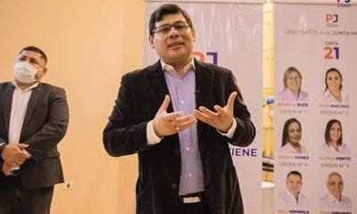 Ever Rojas Borja presenta su proyecto para C. del Este a profesionales de distintas áreas – Diario TNPRESS