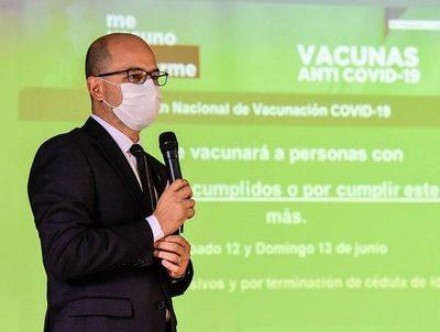 Director del PAI afirma que segundas dosis serán garantizadas · Radio Monumental 1080 AM