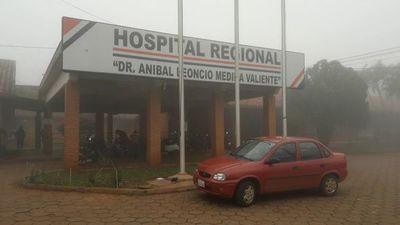 Violentaron puerta del servicio de hemodiálisis y robaron varios objetos
