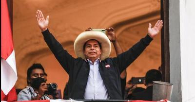 Finalmente, proclaman a Pedro Castillo como presidente electo de Perú