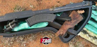 Investigan hallazgo de armas de guerra en vehículo usado procedente de Chile