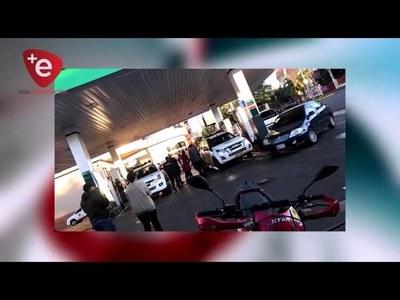 POLICIA INSTA A COMUNICAR SIMULACROS