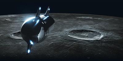 La puja por una plaza para el primer viaje turístico a la Luna