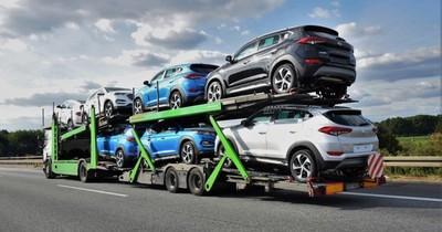 La Nación / Alimentos y automóviles lideraron importaciones de bienes de consumo hasta junio